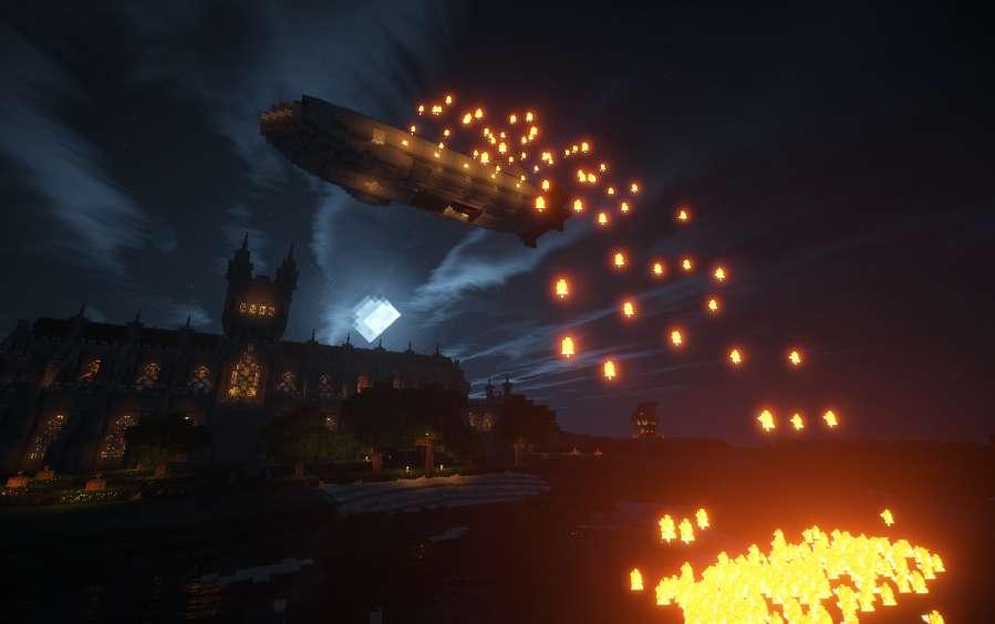 Mansion Krators Minecraft
