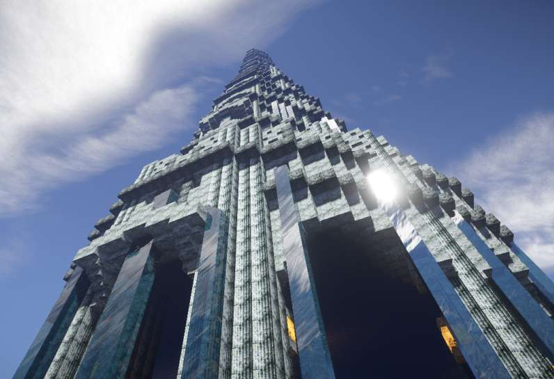 Megaestructura Torre (Vacia)