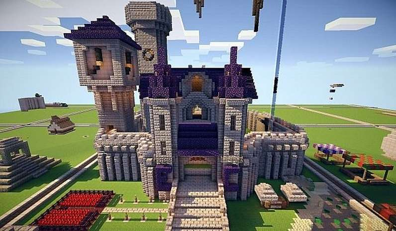 Mansion Alpha Minecraft