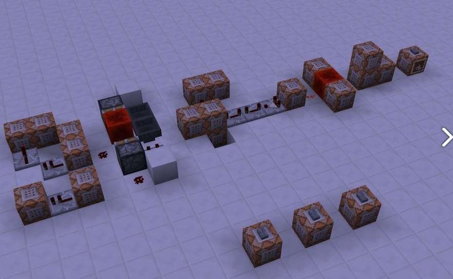 Torreta de Bolas de Nieve Minecraft