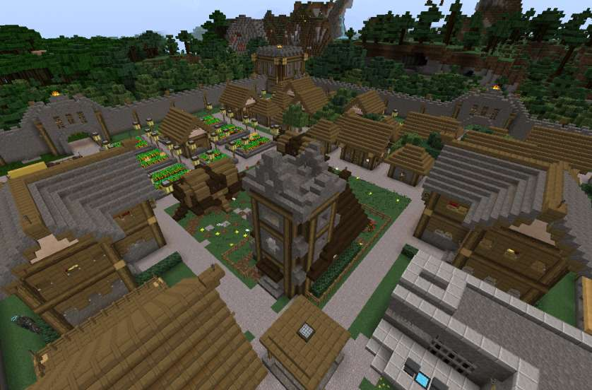 Ciudad medieval 2