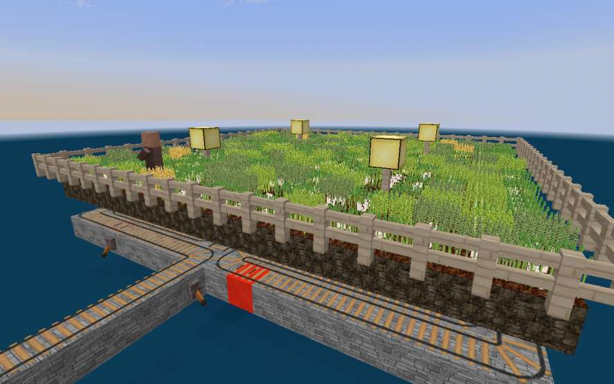 Coliseo Minecraft