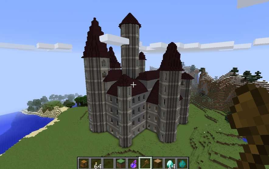 Castillo Minecraft
