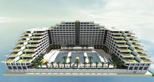 Hotel de Lujo Minecraft