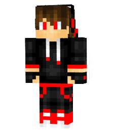 Skin Chico Cool Minecraft