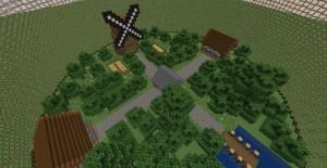 1vs1 Arena Minecraft