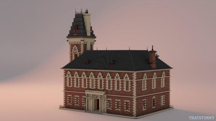 Descargar Ayuntamiento de Wigtown Minecraft
