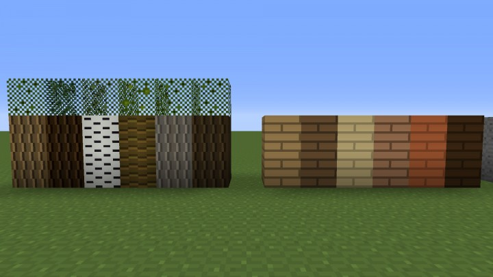 Pack Texturas Story Arc Climax Minecraft
