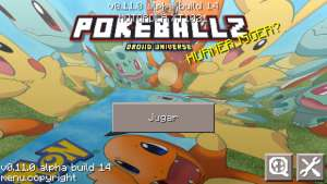 Pack de Texturas PokeBallZ para Minecraft PE