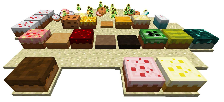 http://minecraftdescargas.com/wp-content/uploads/2015/07/Cake-is-a-Lie-Mod-1.jpg