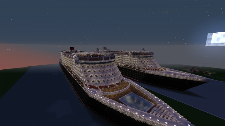 Descargar Barco Venice of the Seas Minecraft