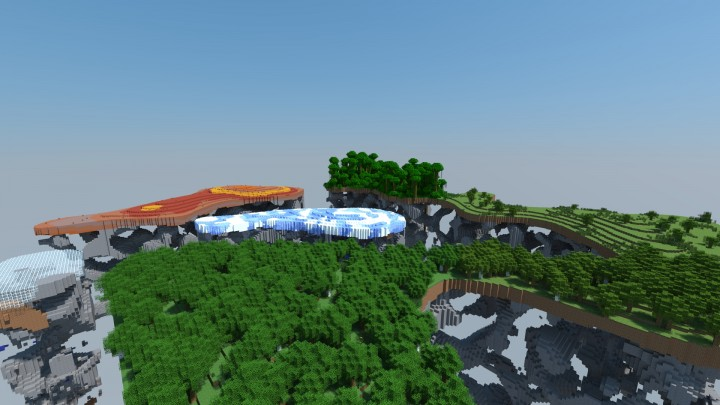 Descargar Mapa Survival Islas Minecraft