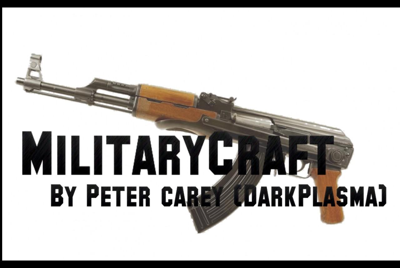 Pack Texturas MilitaryCraft Minecraft