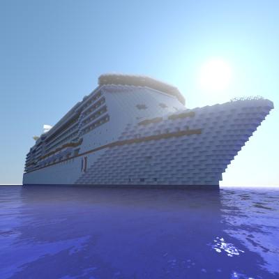 Descargar Mega crucero Minecraft