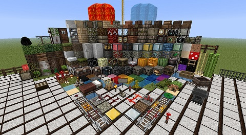 Pack de Texturas JohnSmith Minecraft 1.8 / 1.7.10