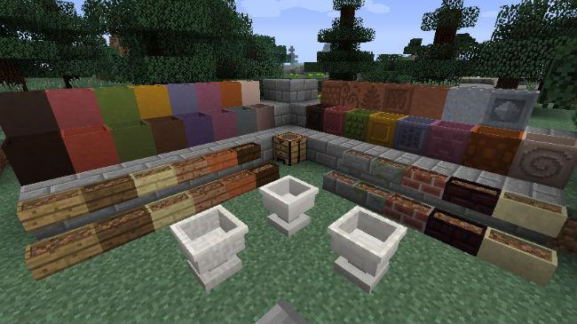 Garden Stuff Mod para Minecraft 1.7.10 - Minecraft Descargas