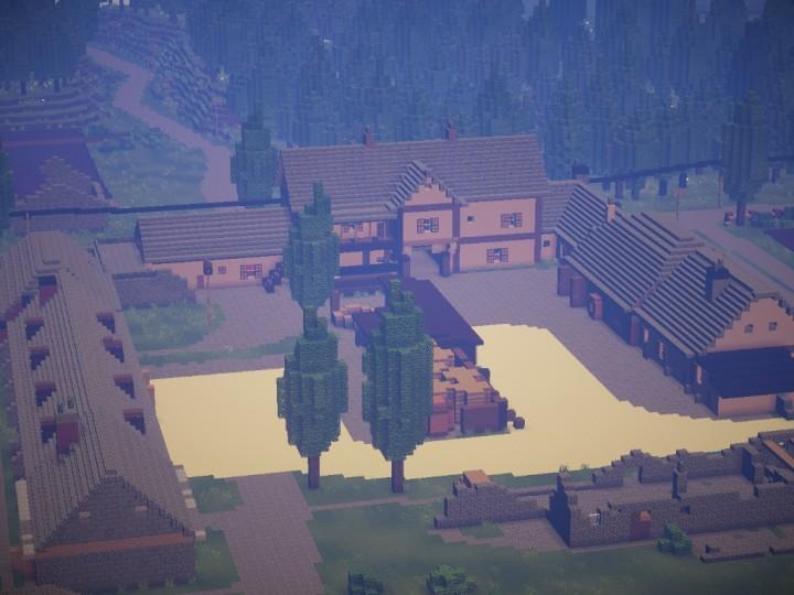 Mega Granja Minecraft 4