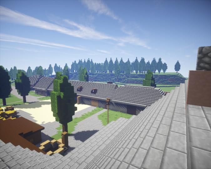 Mega Granja Minecraft 2