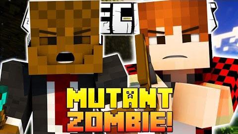 Mapa Mutant Zombie Minecraft 1.8.8/1.8
