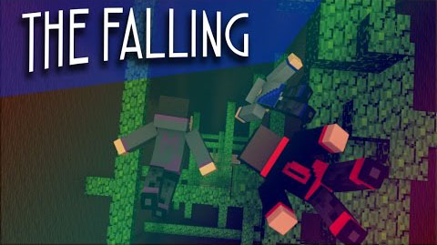 Mapa The Falling para Minecraft 1.8.8/1.8