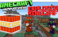 Explosive Minecraft Mod 1.8