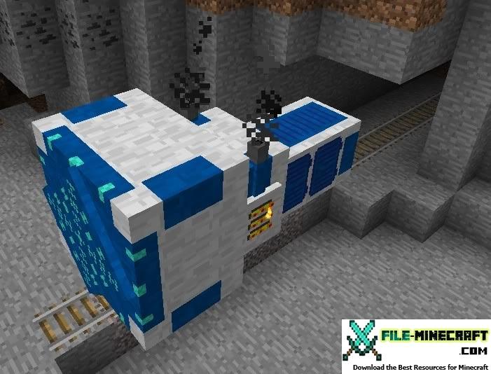Railcraft Mod 01/07/10