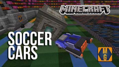 Descargar Mapa Rocket League Minecraft