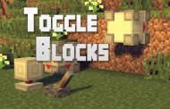 Mod Toggle Blocks Minecraft 1.7.10/1.7.2