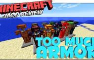 Mod TooMuchArmor Minecraft 1.7.10