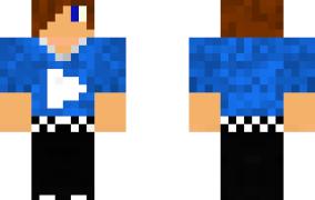 Skin Siphano Minecraft