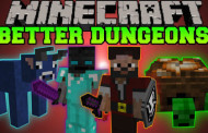Better Dungeons Mod Minecraft 1.8