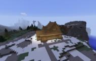 Pequeña Casa de Madera Minecraft