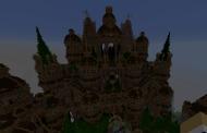 Gran Palacio de Madera Minecraft