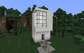 Casa Moderna 1 (5x5) Minecraft