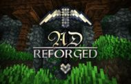 AD Reforged Texture Pack para Minecraft 1.10