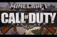 Mapa Call of Duty Black Ops 3 Minecraft