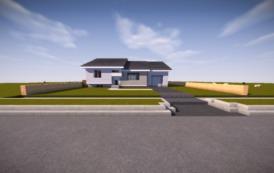 Casa canadiense minecraft (Pequeña)