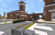 Mapa del Ferrocarril para Minecraft
