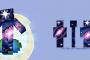 Skin Galaxia Minecraft