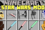 Star Wars in MC Mod para Minecraft 1.12.2