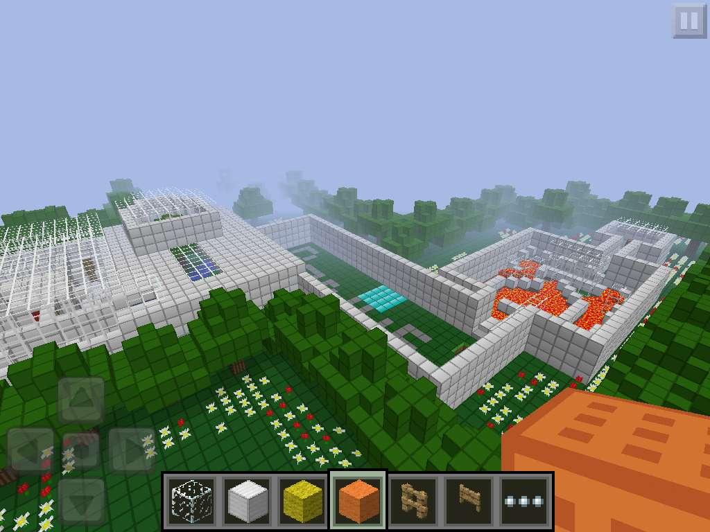 Parkour Extremo #MinecraftPE