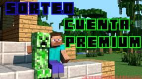 Como participar en el Sorteo cuenta premium Minecraft