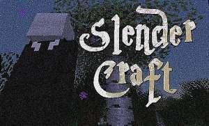 SlenderCrafte Minecraft Textura