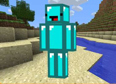 Skin Diamante Minecraft