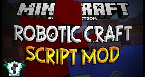 [MCPE] Robotic Craft Mod 0.11.1 / 0.11.0