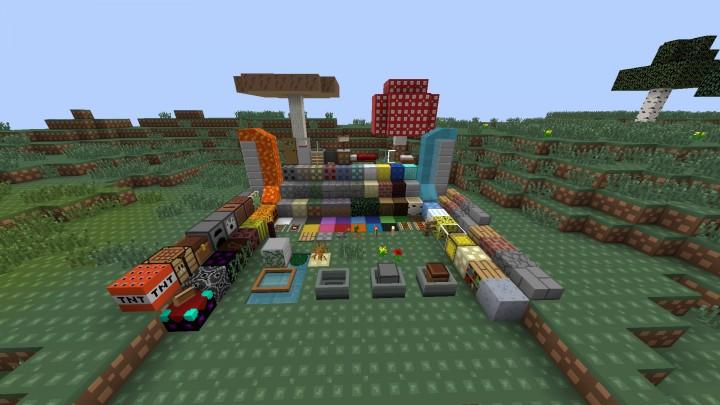 Descargar Pack de Texturas Dealcraft para Minecraft 1.8.1