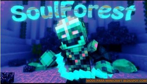 Soul Forest Mod para Minecraft 07/01/10