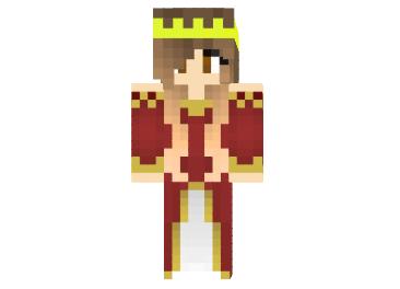 Skin Reina Minecraft