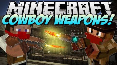 Old Guns Mod para Minecraft 1.8