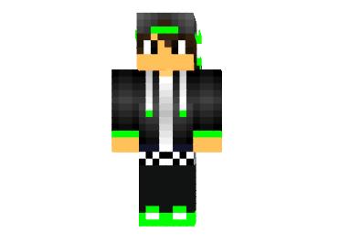 Viricton Skin Minecraft